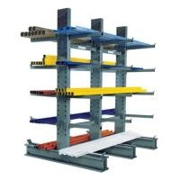 China High Quality Heavy Duty & High Capacity Cantilever Racks High safety performance wholesale