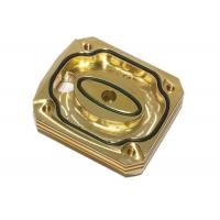 China Brass Material Castings CNC Precision Machining Products Custom Machining Components Supplier wholesale