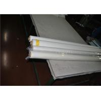 China Water Resistance Polyester Bolting Cloth With Monofilament Yellow And White wholesale