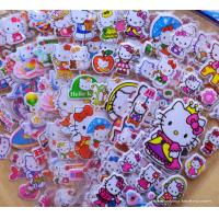 China Kawaii Cute Cartoon Foam Stickers 3D EVA Puffy Stickers for Girls Decorative wholesale