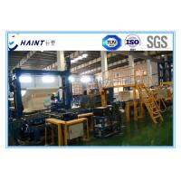 Customized Pulp Mill Equipment , Automatic Paper Mill Machinery Pulp Baling Line
