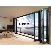 Quality Aluminum Folding Doors 75mm Depth for sale