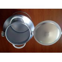 China Anodic Oxidated Stainless Milk Can with Good Air tIghtness , Dairy Industry Bottles on sale