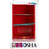 Quality Steel Venting Flammable Storage Cabinets For Laboratory Paint And Inks for sale