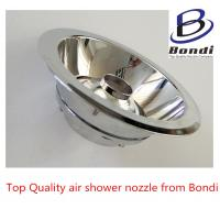 China Wholesale 304ss cleaning room air shower spray nozzles on sale