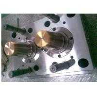 Quality Simple Two Cavity Plastic Mold Making / Injection Mold Tooling For Cup for sale