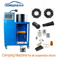 China 220V 380V 3kw Air Suspension Crimping Machine With One Year Warranty wholesale