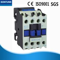 SC1-N D0910 3 Phase Contactor Din Rail PA66 Texture With Copper Wire