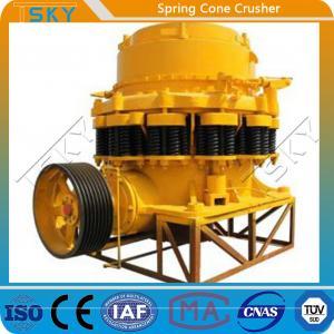 China PYDT1750 Spring Cone Crusher High Efficiency Stone Crushing Machine wholesale