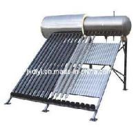 China Home Appliance - Solar Hot Water Heater With Heat Pipe wholesale