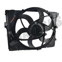 Buy cheap DV12 400W 12 Volt Car Cooling Fan For BMW E90 OEM 1711 7590 699 / Electric from wholesalers