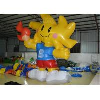 China Customized Inflatable Cartoon Characters wholesale