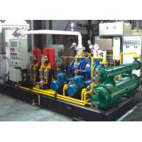 China 8 Bar Flammable Flare Gas Rotary Screw Compressor Of Water Cooling wholesale