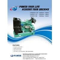 China 96KW-154KW 6DF Series of FAW Diesel Engine wholesale