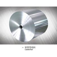 China Aluminium Cigarette Foil Paper , Aluminum Foil Wrapping Paper 0.0065mm-0.007mm on sale