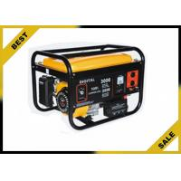China 650 W Gasoline Electric Generator 2 Horsepower Overload Protection Good Mufflers wholesale