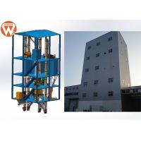 China Complete Set Pellet Production Plant , Animal Poultry Feed Production Machines wholesale