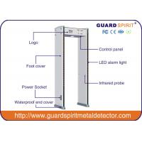 China Camera  Walk Through Metal Detector Gate for security inspection wholesale