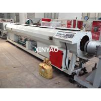 Quality PE pipe production line (16-630mm) for sale