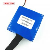 China lithium battery pack 14.8v 5200mAh good performance for scout flash on sale