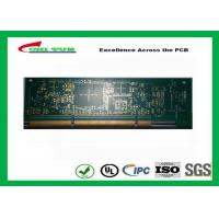 China 8layer Quick Turn PCB Prototyping FR4 tg150 Gold Finger PCB wholesale