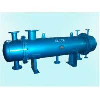 Double Pipe Heat Exchange Equipment , Brazed Rotary Heat Exchanger Equipment
