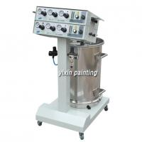 High Efficient Small Powder Coating Equipment 600 Mm Highly Easy Operation