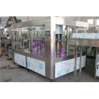 China Stainless steel drinking water filling machine for bottled water production line wholesale