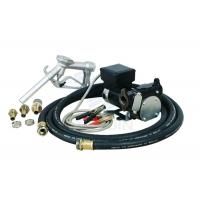 Quality Fuelworks 10304010A 12V 10GPM Fuel Transfer Pump Kit with 13' Hose and Manual Nozzle for sale