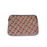 China Neoprene Laptop Bag Ultrabook Carrying Sleeve Case Protective Cover Computer Pouch. 3mm SBR Material. wholesale