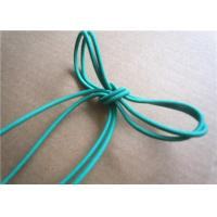 Quality Colored Cotton Cord for garment Braided Fabric Waxed Cotton Cord for Shoelace for sale