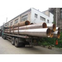 China Oil Delivery Seamless Carbon Steel Pipe , Seamless Pipe A106 Grade B Multi - Size wholesale