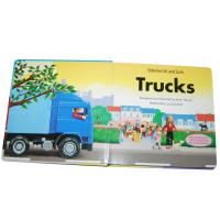 China 3D Story 400gsm C1S art board Childrens Book Printing, 12 page Custom Coloring Book wholesale