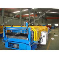 China Customized Steel Roofing Sheet Roll Forming Machine wholesale