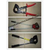 China best quality ACSR Ratcheting Cable Cutter,Cable-cutting plier wholesale