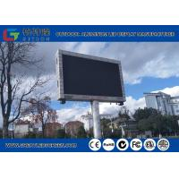Buy cheap One Pole Advertising Outdoor SMD LED Display, High Refresh Rate LED Billboard in from wholesalers