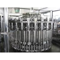 China 0.5 - 2.5l Pet Mineral Water Bottle Filling Machine High Capacity 20000 - 24000 Bph wholesale