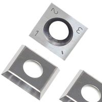 China RTing 14mm Square Carbide Inserts Cutter for Wood Working & Turning,(14mm lengthX14mm widthX2.0 thick),Pack of 10 wholesale