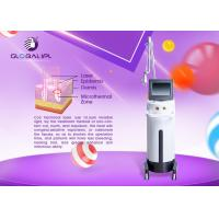 China Professional CO2 Fractional Laser Machine For Stretch Marks Removal , CE Approved wholesale