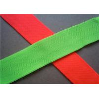 China 4 Cm Wide Woven Jacquard Ribbon Trim / Personalised Woven Ribbon wholesale