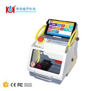 China Portable Tool SEC E9 Auto Key Cutting Machine DC24V / 5A For Locksmith Tools wholesale