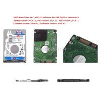 China Brand New 500G WD MB Star C3 HDD Software Added W204 And Offline Coding 2014.12 Xentry DAS wholesale