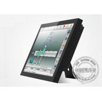 China Multi Function Industrial Lcd Touch Screen Monitor / 15.6 Inch Wall Mount Widescreen Lcd Monitor wholesale