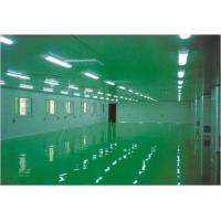China Food Processing Areas Clean Room Equipment Self Leveling Epoxy Floor Coating wholesale