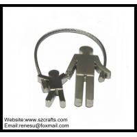 China promotional gifts,keychain,key chain,hand in hand sport key chain wholesale