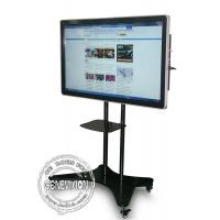 China 42 Inch 4K Industrial LCD Displays HDMI VGA USB Input LAN Wifi Network Multi touch wholesale