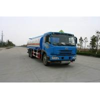 China 220HP FAW 6x4 22000L (5,811 US Gallon) Oil Tank Truck for Diesel / Gasoline / Petroleum Delivery wholesale