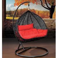 China Out door Furniture hanging swing chair /rattan swing chair wholesale