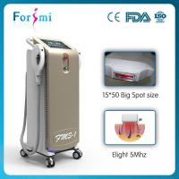 China 500,000 shots long life time / shr Permanent Hair Removal Machine wholesale