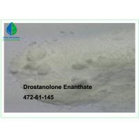 Bodybuilding Raw Steroid Hormone Powder Drostanolone Enanthate 13425-31-5